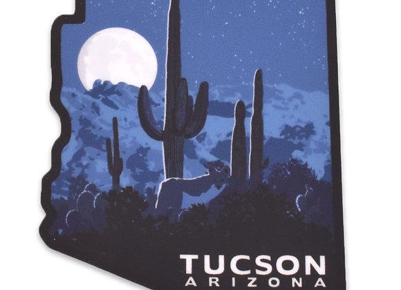 Sticker | Coyote | Tucson