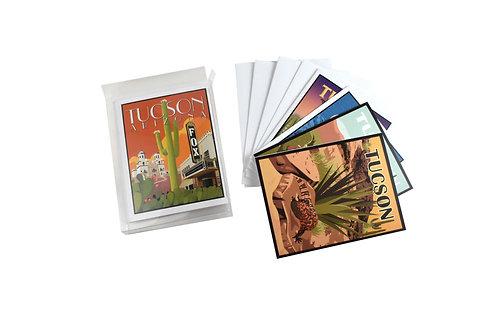 Card Set | 5 Cards | Tucson