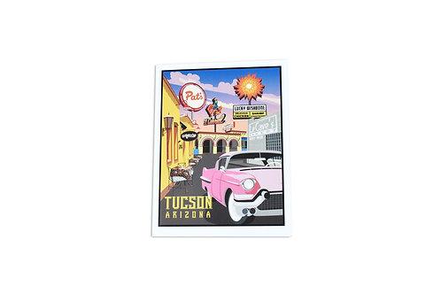 VEN | Note Card | Restaurants/Pat's | Tucson