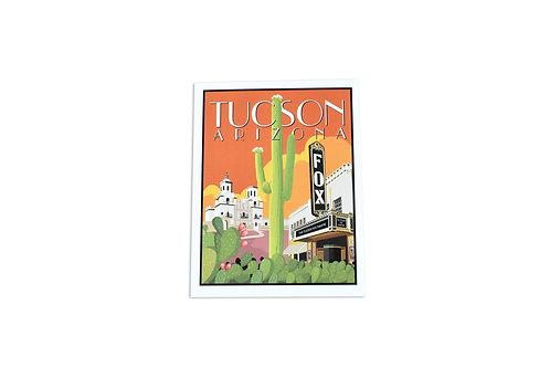 Note Card   Fox   Tucson
