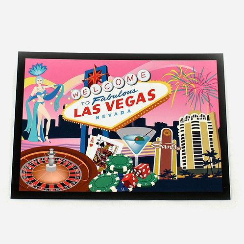 Postcard   Las Vegas Strip