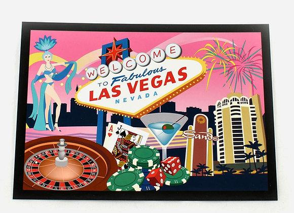Postcard | Las Vegas Strip