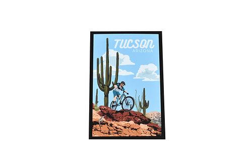 VEN | Postcard | Bike | Tucson
