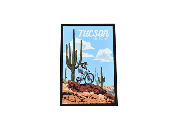 Postcard | Bike | Tucson