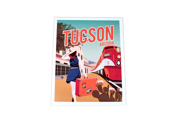 Print | Train Station