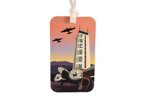 VEN | Luggage Tag | Airport | Vinyl