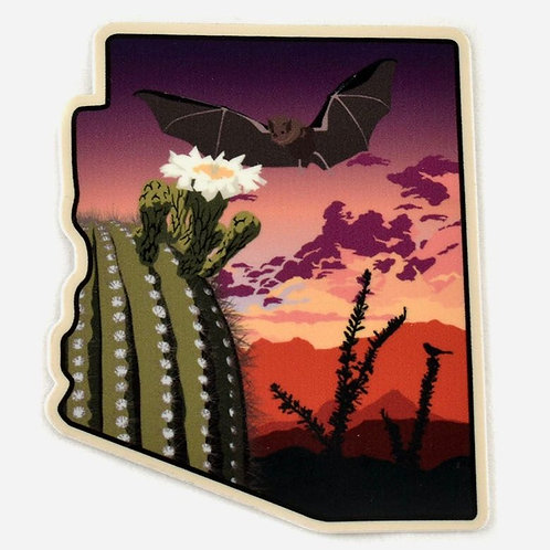 4 Sticker Set | Southwest | Tucson