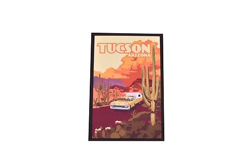 Postcard | Camping | Tucson