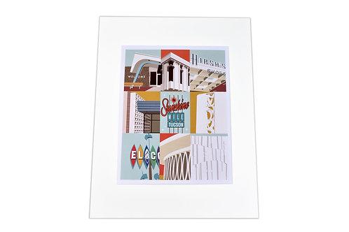 VEN | Print | Sunshine Mile Architecture