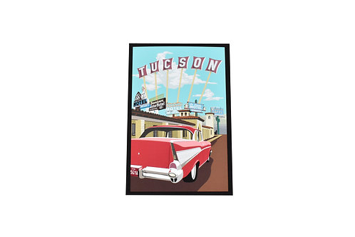 VEN | Postcard | Motels | Tucson
