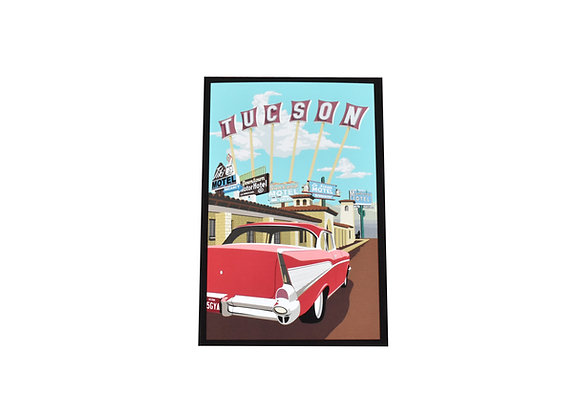 VEN | Postcard | Motels | Tucson