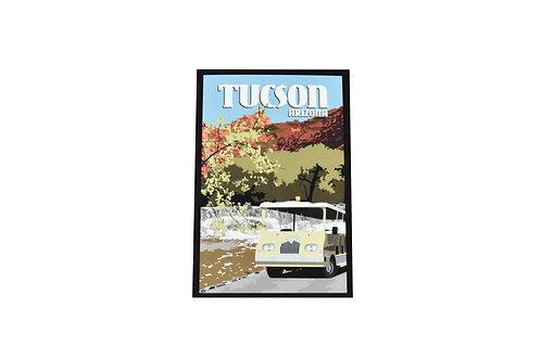 Postcard | Sabino Canyon |Tucson
