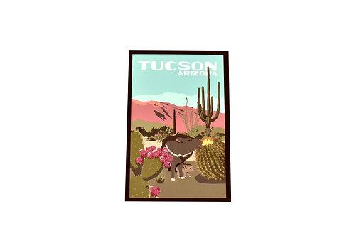 VEN | Postcard | Javelina | Tucson