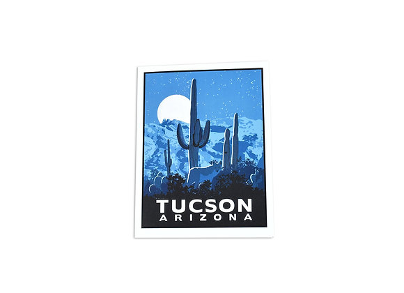 Note Card | Coyote | Tucson