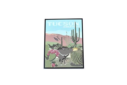 Note Card | Javelina | Tucson