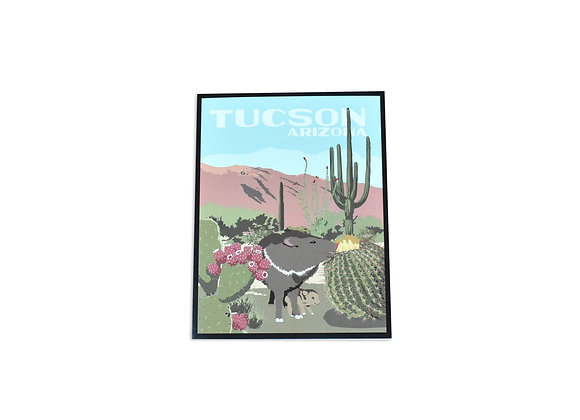 VEN | Note Card | Javelina | Tucson