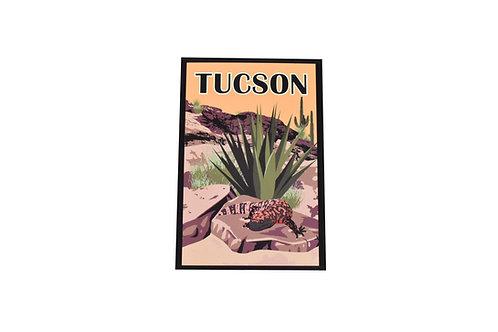 VEN | Postcard | Gila Monster | Tucson