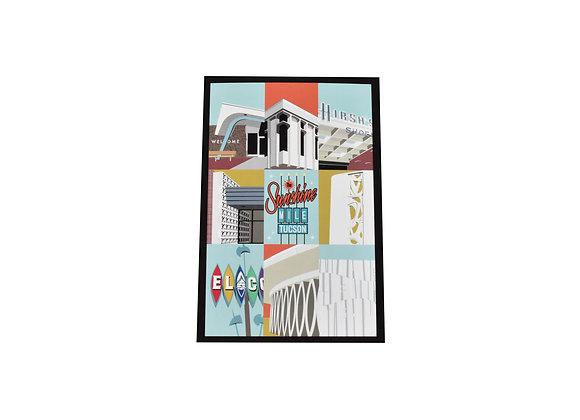 Postcard | Sunshine Mile | Tucson