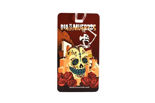 VEN | Luggage Tag - Sugar Skull