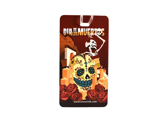 VEN | Luggage Tag - Sugar Skull