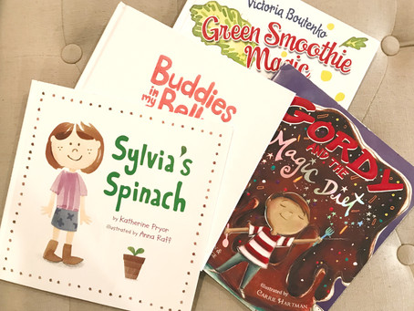 Our Favorite Real Food Children's Books