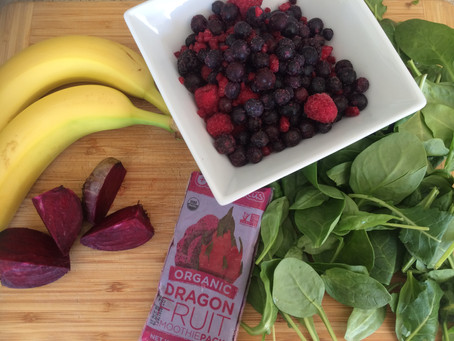 Red Ruskin Smoothie