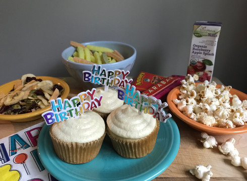 Real Food in the Real World: Birthday Parties