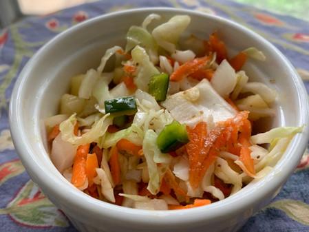 Potluck Coleslaw