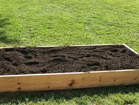 Easy 45 Minute Raised Garden Bed