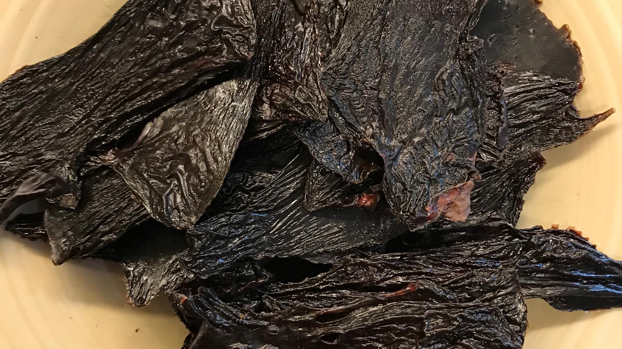 dried livers