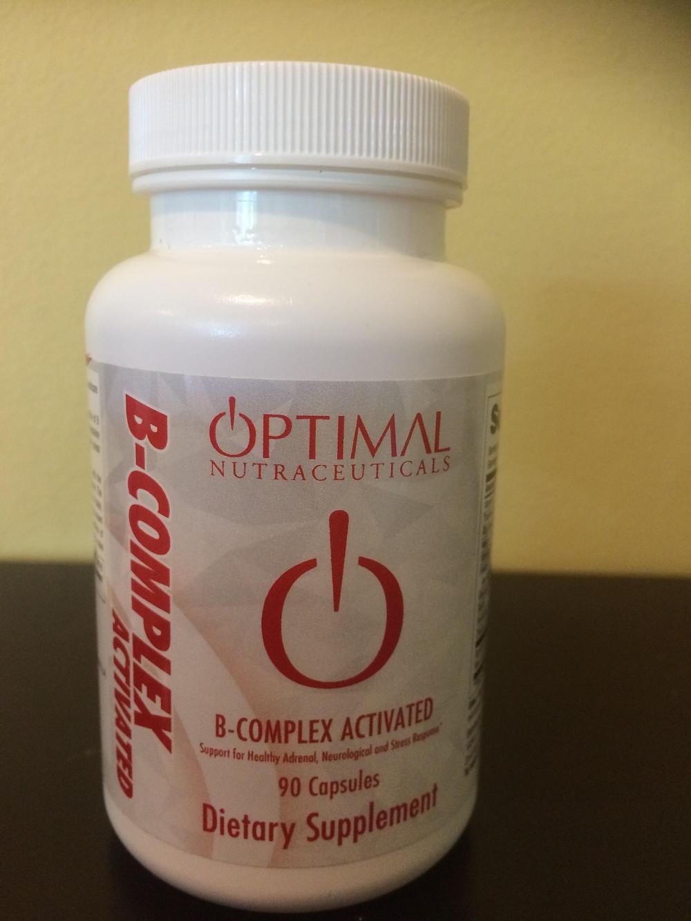 B Vitamins for improved mental state