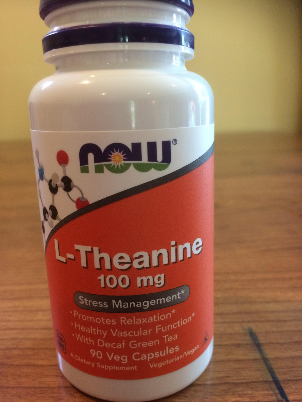 L-Theanine for stress relief