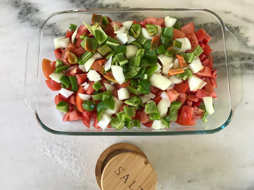 preserving garden tomatoes