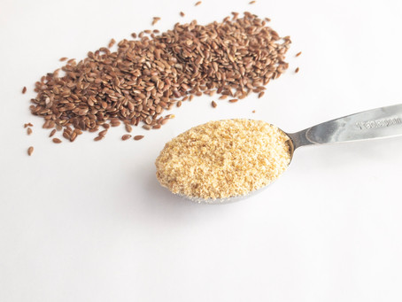 Flaxseeds and Gluten-Free Baking