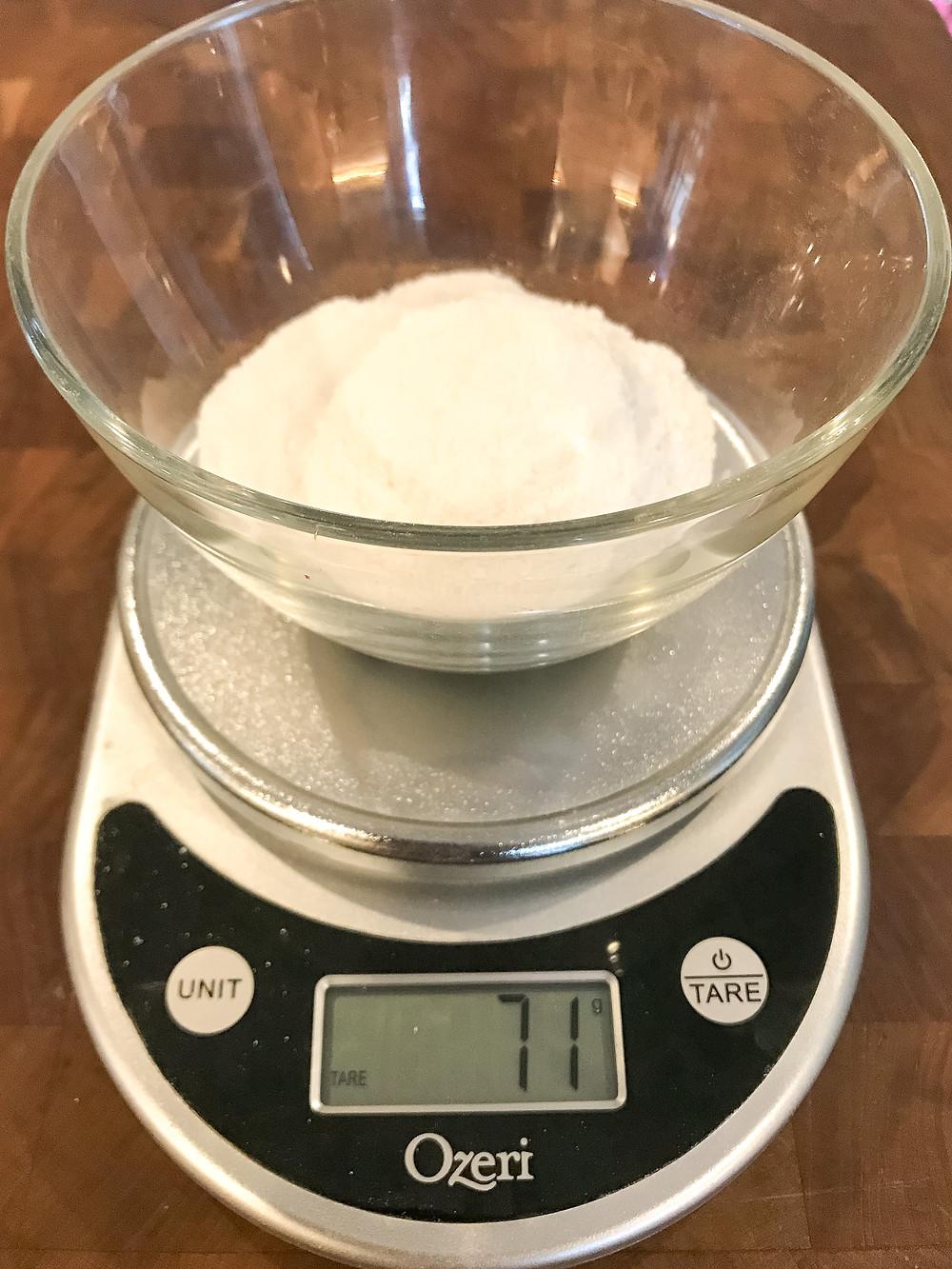 gluten free flour substitutions
