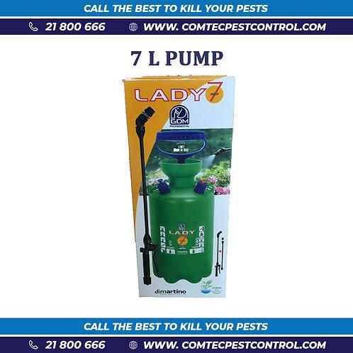 7 Litres Pump