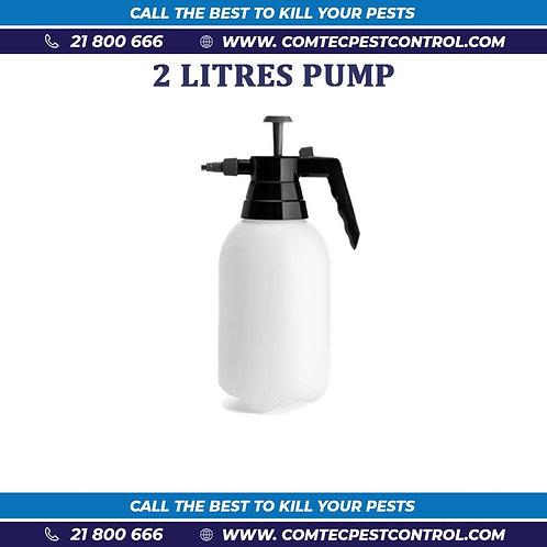 2 Litres Pump