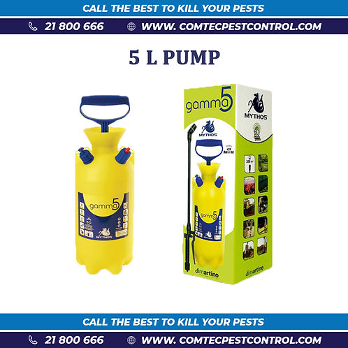 5 Litres Pump