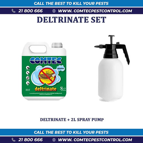 Deltrinate Set