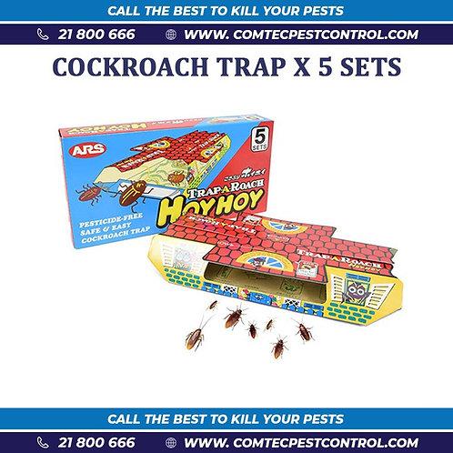 Cockroach Traps