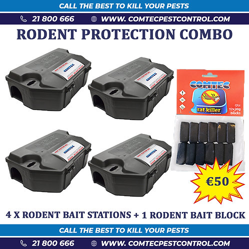Rodent Protection Combo A