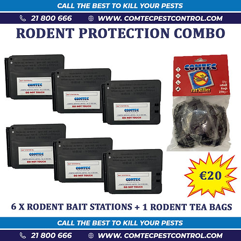 Rodent Protection Combo B
