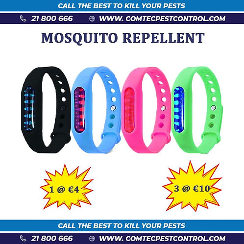 Mosquito Repellent Bracelet - 3 Pack