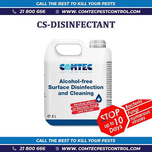 CS-Disinfectant - 5 Lts
