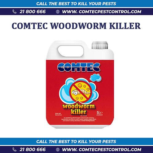 Woodworm Killer - 5 Litres