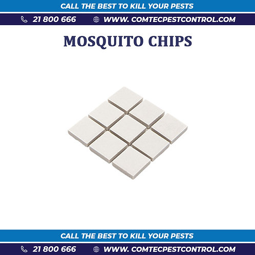 Mosquito Chips - Packet of 9