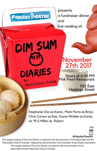 Dim Sum Diaries 2017