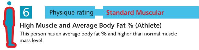 Standard Muscular