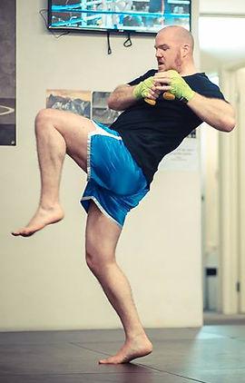 Muay Thai training routines