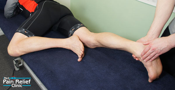 Dealing with ankle sprains